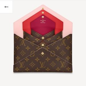 🎉 NEW Louis Vuitton Kirigami Smallest Pochette ❤️